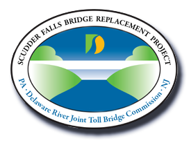 Scudder Falls Bridge Logo